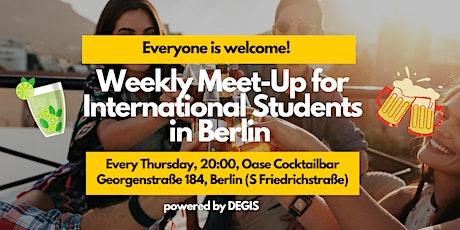 International Students Meet-Up (by DEGIS) Tickets