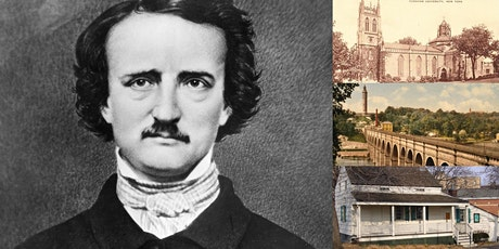'Tracing Edgar Allan Poe's Footsteps through the Bronx' Webinar tickets