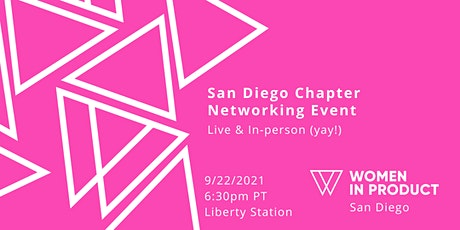 San Diego Chapter Networking Event tickets