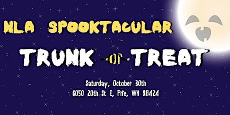 NLA Spooktacular Trunk or Treat tickets