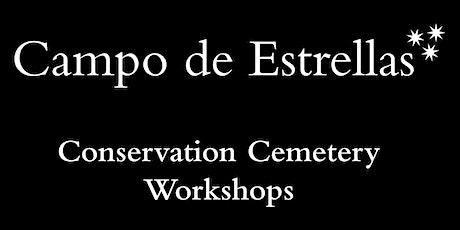 September 19:  Conservation Cemetery Workshop tickets