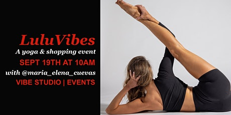 LULUVIBES at Vibe Studio   Event Space tickets