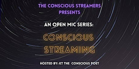 Conscious Streaming tickets