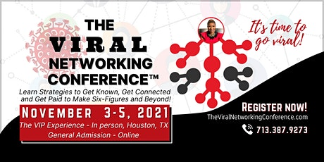 The Viral Networking Conference tickets