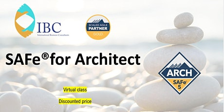 SAFe® for Architect 5.0 - Remote class tickets
