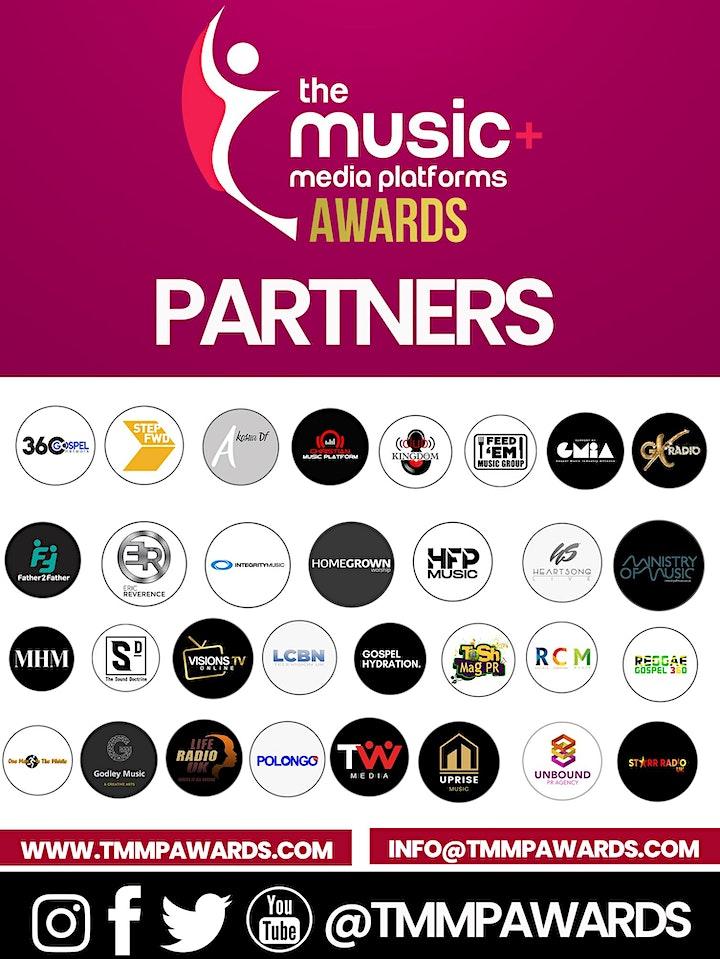 TMMP Awards 2021 image
