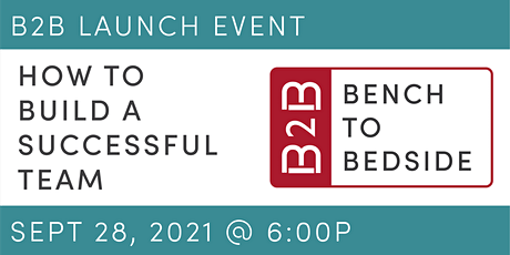 B2B  Launch: How to Build a Successful Team tickets
