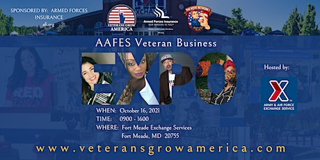 Veterans Business Expo, Fort Meade tickets