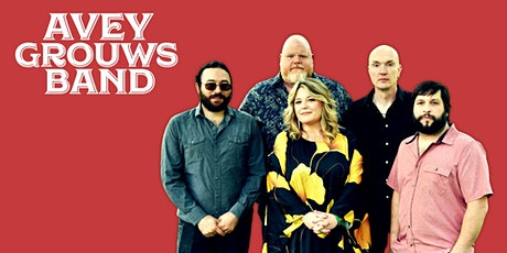 Avey Grouws Band w/ The Ivy Ford Band | Redstone Room tickets