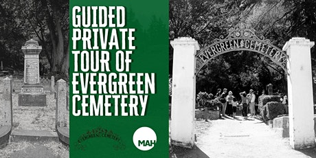 Guided Private Tour of Evergreen Cemetery tickets