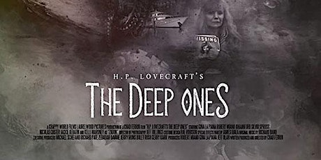 Art is Alive FF Special Screening - The Deep Ones tickets