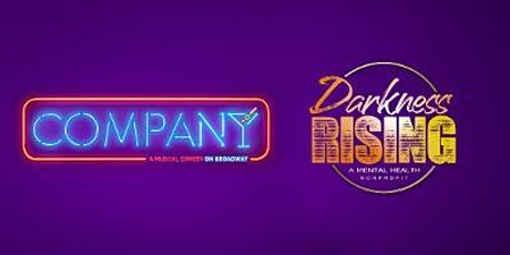 """The Broadway Cast of COMPANY Benefit Concert for """"Darkness RISING"""" tickets"""