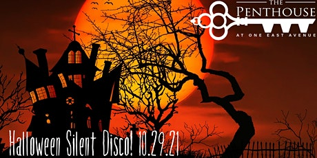 The Penthouse Presents: Our 4th Annual Halloween Silent Disco! tickets