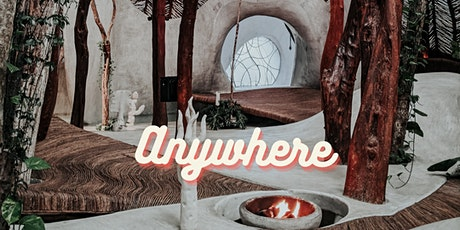 How To Cultivate Sanctuary :  Anywhere tickets
