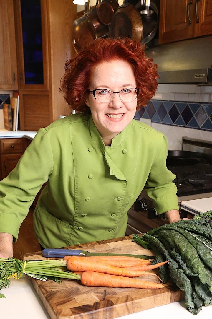 Chef Robin Asbell