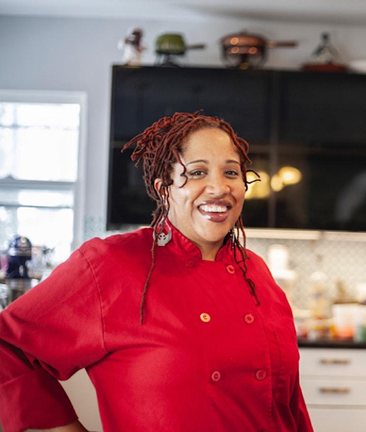 Chef Lachelle Cunningham Spiced Kale Sambusas