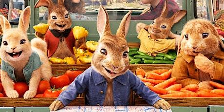 "Sunset Cinema ""Peter Rabbit 2"" tickets"