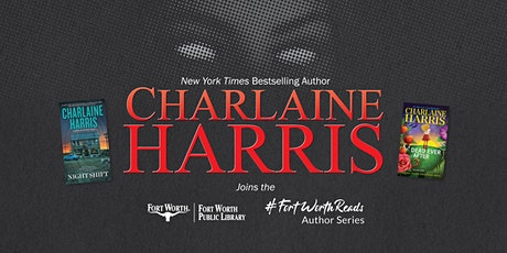 Author Visit with Charlaine Harris tickets