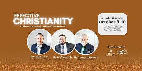 Effective Christianity tickets