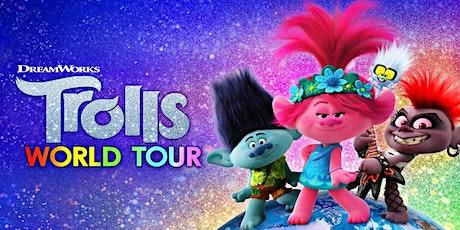"Sunset Cinema ""Trolls World Tour"" tickets"