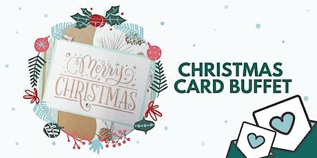Christmas Card Buffet (Workshop) tickets