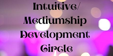 Intuitive and Mediumship Development Circle - Via ZOOM tickets