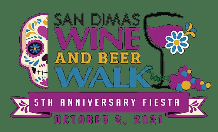 San Dimas Wine & Beer Walk 2021 image