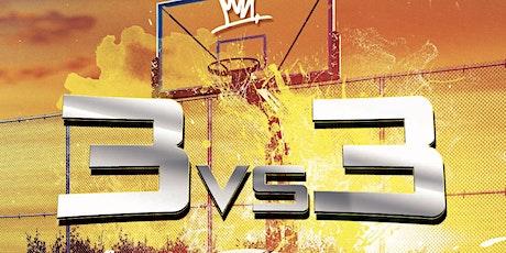 3vs3 Basketball Tournament tickets