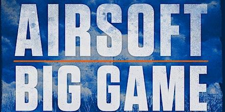 Commando Cold War -Airsoft Big Game billets