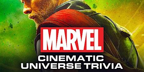 Marvel Cinematic Universe Trivia tickets