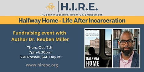 Halfway Home- Life After Incarceration tickets