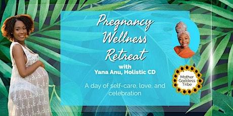 Mother Goddess Tribe: Pregnancy Wellness Retreat tickets