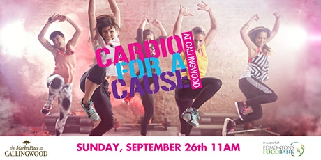 Callingwood Cardio for a Cause tickets