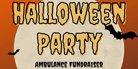 Halloween Fundraiser Party tickets