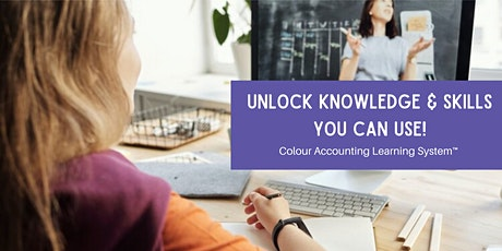 Colour Accounting Learning System Workshop - November 4 & 5,  2021 tickets