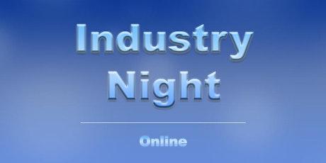 Blockchain@UBC Industry Night 2021 (Online) tickets