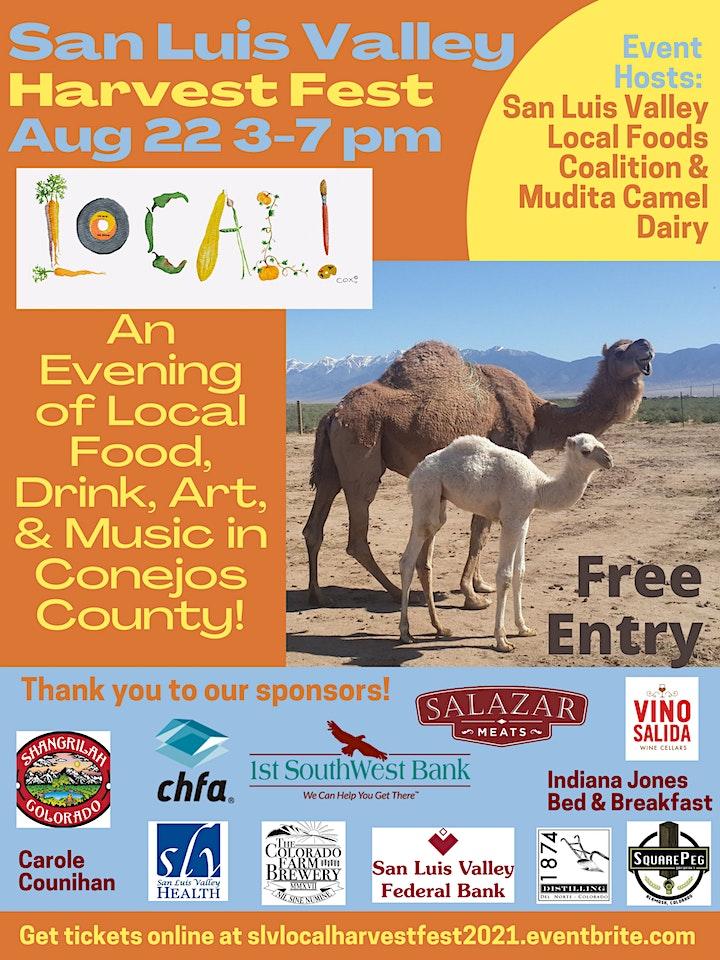LOCAL! Harvest Fest at Mudita Camel Dairy image