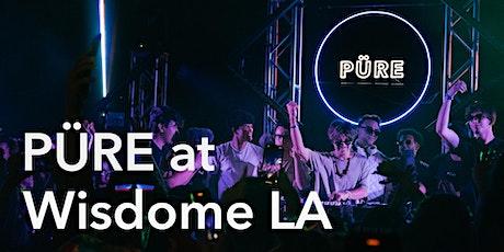 PÜRE at Wisdome LA tickets