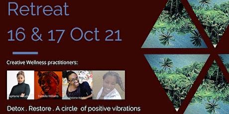 Symposium Retreat - Earth Soil tickets