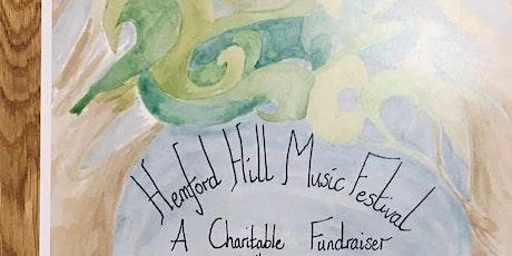 3 rd annual Hemford Hill Music Festival/ Fundraiser tickets