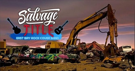 Salvage Title (70's, 80's & 90's Rock Tribute) LIVE at Retro Junkie tickets