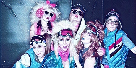 Flock of Seagirls (Ladies of the 80's Tribute) LIVE @ Retro Junkie tickets