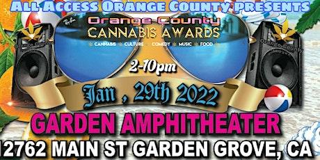 Orange County Cannabis Awards Music Festival 1/29 tickets