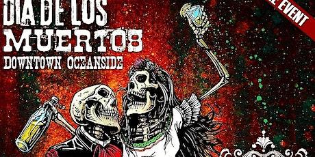 Oceanside Dia De Los Muertos tickets