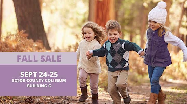 JBF Midland/ Odessa Fall 2021 Children's Consignment Sale image