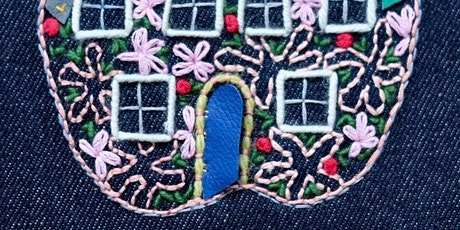 Talk & Video Launch & Discussion with Alex Anne: Embroidery in Motion. tickets
