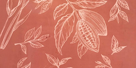 How to makea DIY Screen-Stencil for Crafting Folk Prints tickets