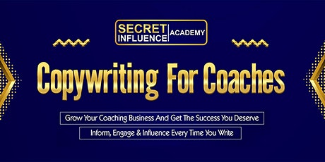 Copywriting for Coaches tickets