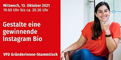 Gründerinnen-Stammtisch, 13.10.2021