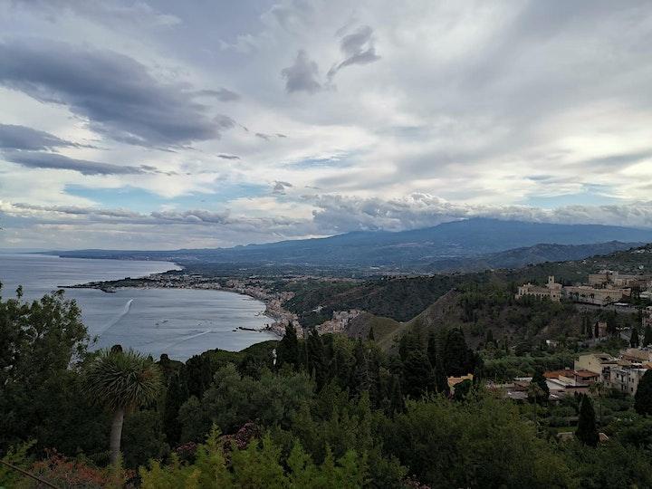 Explore the quaint streets of Taormina image